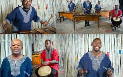 Amanzi marimba band