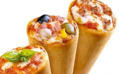 Pizza in a Cone