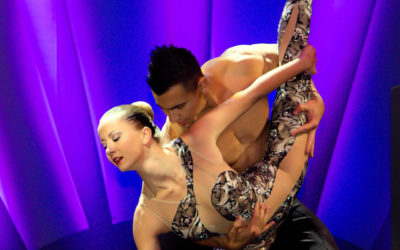 Adage Dancers – Gerhard & Amor