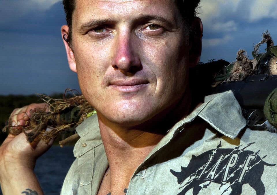 Damien Mander