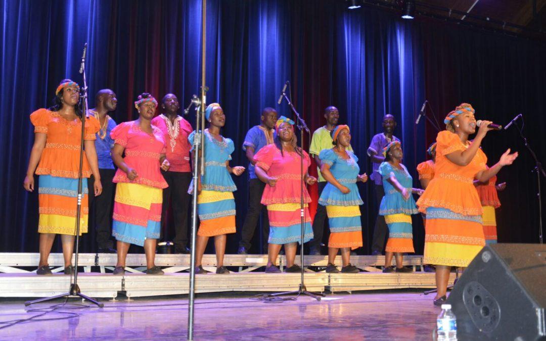 Domba Gospel Choir
