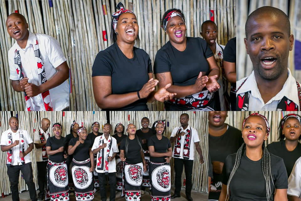 African Chords choir