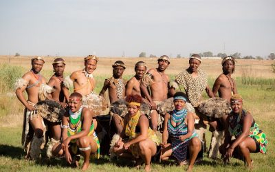 African Tribal Show