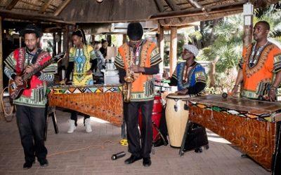 Coaltrain Marimba band